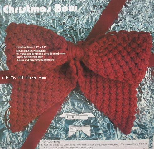 christmas craft patterns
