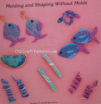shaped jewellry