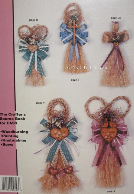 using bows