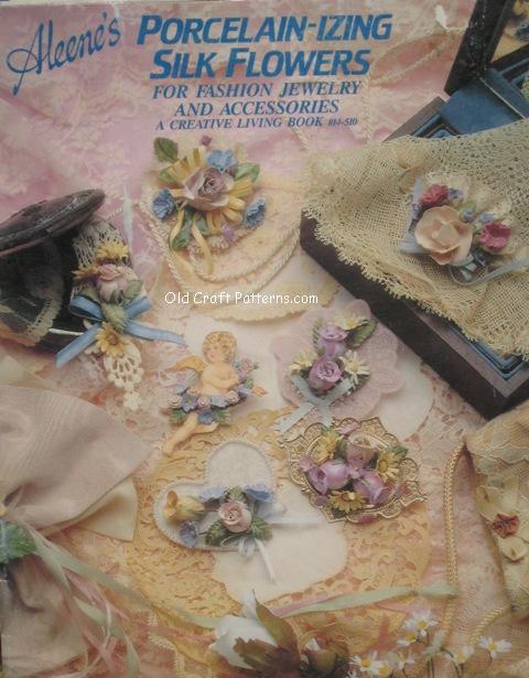 porcelain silk flowers