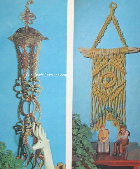 macrame for small spaces