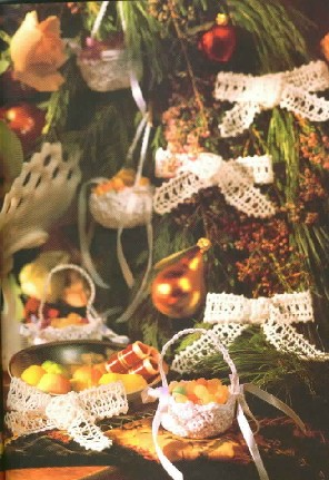 Better Homes And Gardens 1992 Christmas Special Ornaments