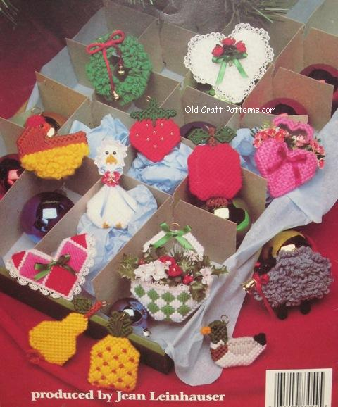 plastic canvas christmas patterns