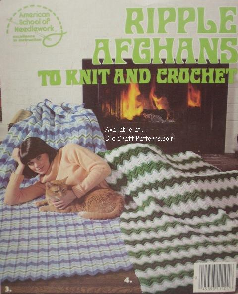 knitted & crochet afghans
