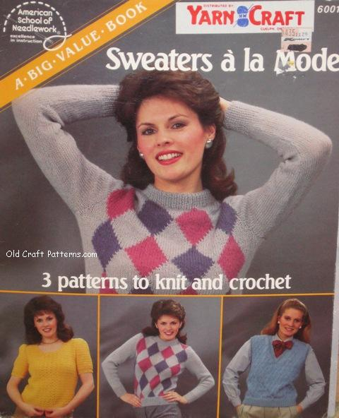sweater patterns