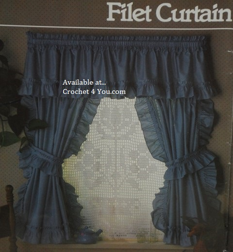 filet curtain