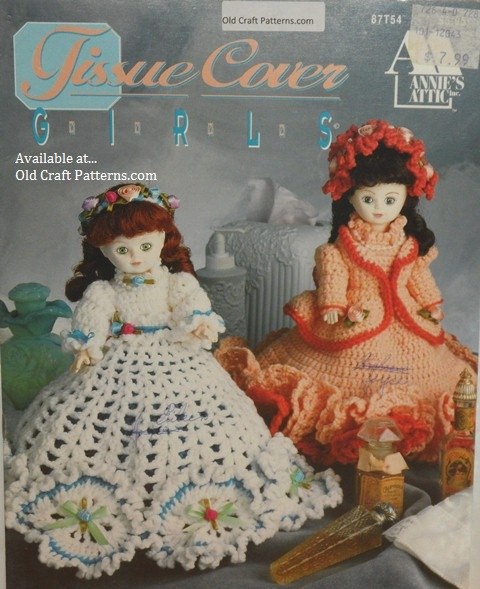 Annies Attic Crochet : annies attic crochet,knitting,cross stitch and craft patterns,vintage ...
