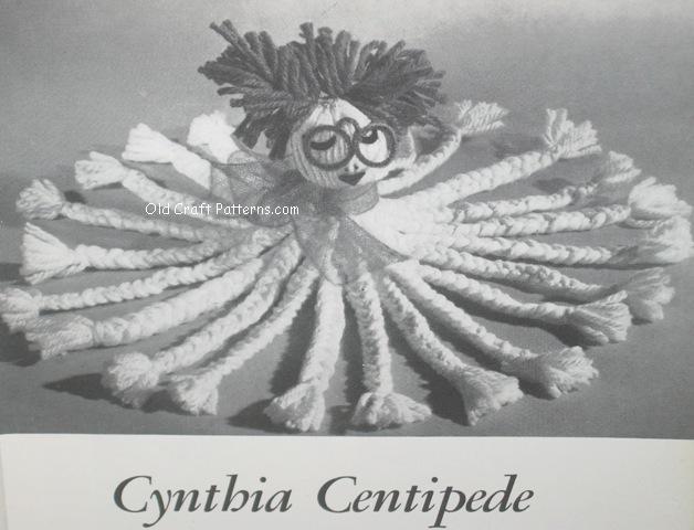 centipede pattern