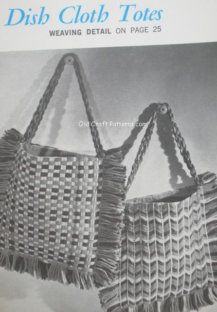 weaved totes