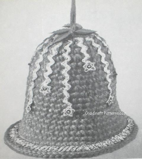 crochet bell