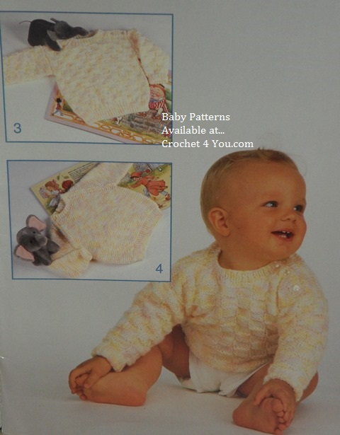 Bernat 1200 Baby Bunting Bag Sweaters And Blanket Patterns At Www