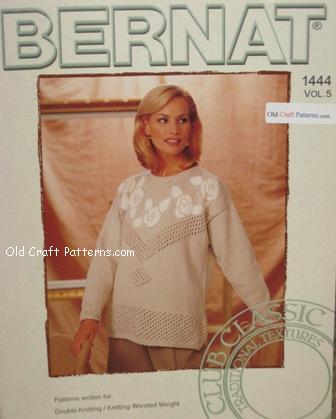 knitted pullover pattern