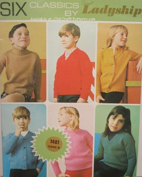 childrens classic patterns