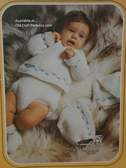 babys knit patterns