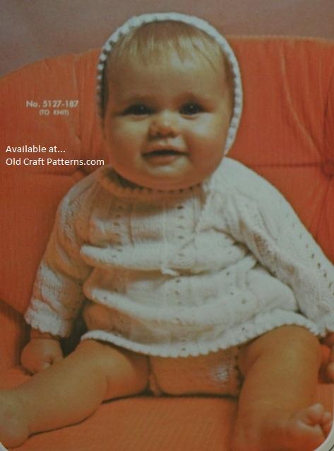 babys knitting patterns
