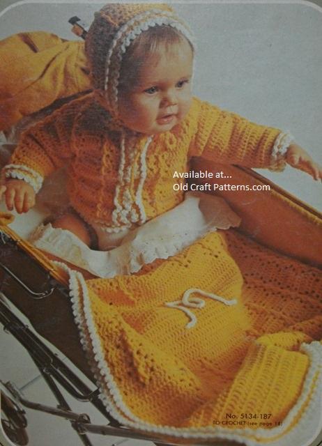 babys crochet patterns