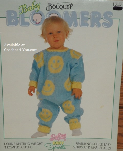 Crochet4youoriginal Baby Knitting Patterns Books And Leaflets