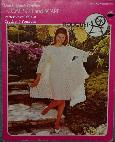 ladies crocheted clothes
