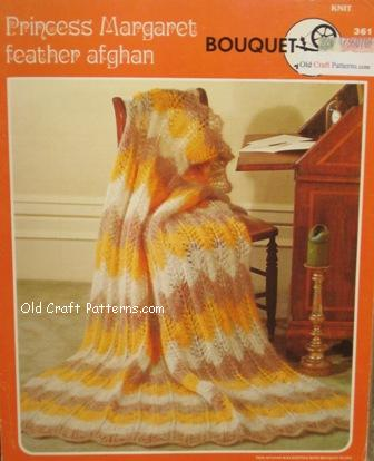 feather afghan