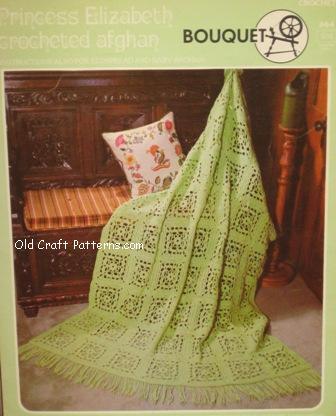 Crochet Afghans or Bedspread