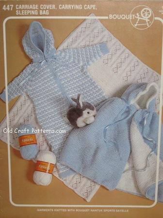 PINGOUIN YARN PATTERNS BABY Sewing Patterns for Baby