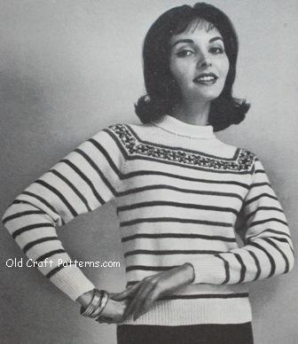 knit fairisle