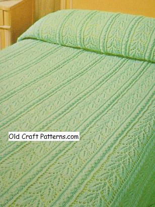 bedspread patterns