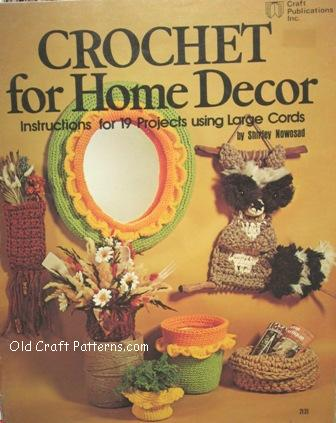 crochet decorating