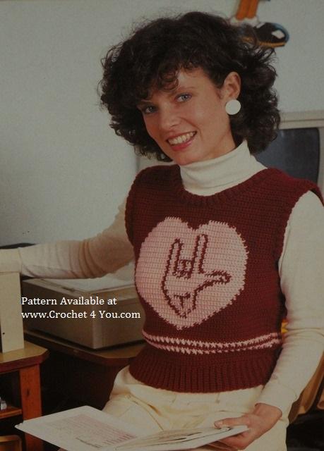i love you vest