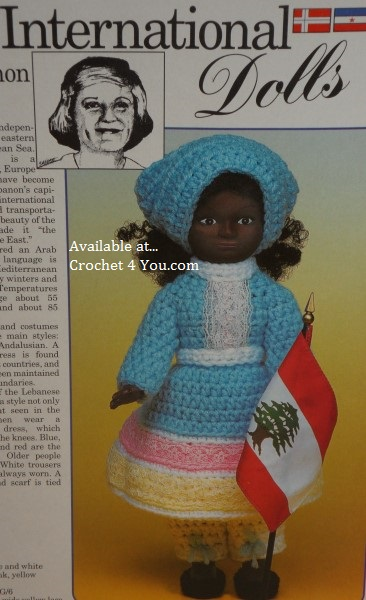 international doll outfit