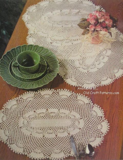 table mat pattern