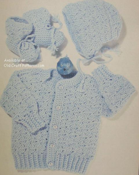 baby set patterns
