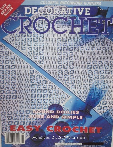 Crochet Patterns And Projects Book : ... crochet and crocheted projects patterns,old and new leaflets and books