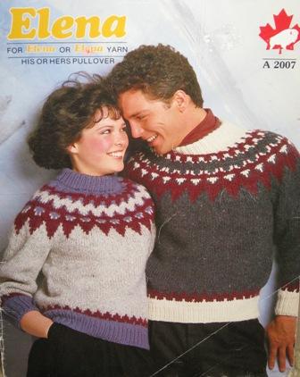 fairisle knitting patterns