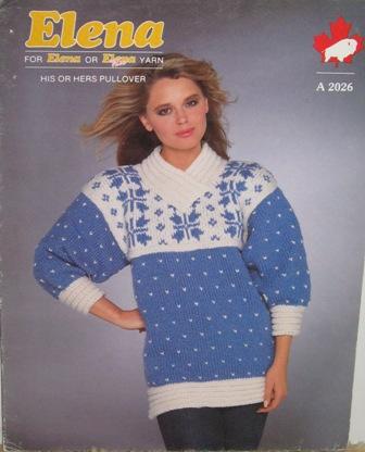 poncho knitting