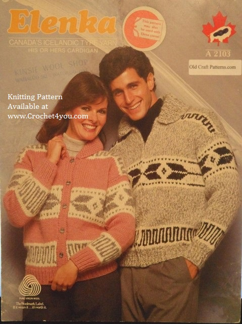 fairisle knitting pattern