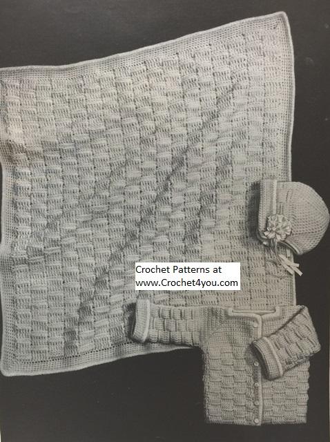 blanket sweater set