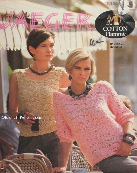 knit summer cottons