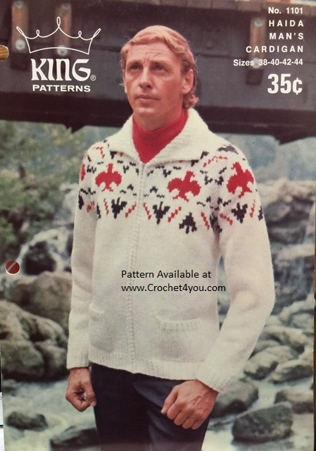 haida knitting patterns