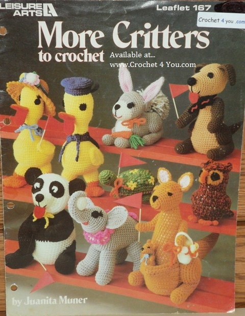 crocheted toy patterns