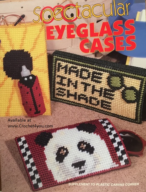 eyeglass case patterns