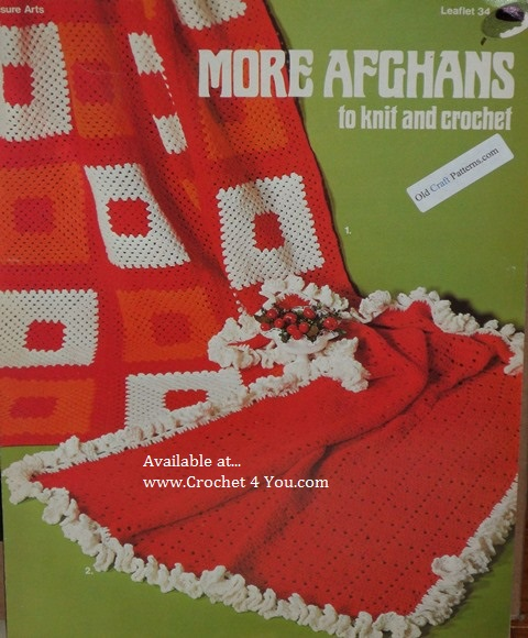 Knitting And Crochet Books : aran crochet and knitting original patterns books and leaflets