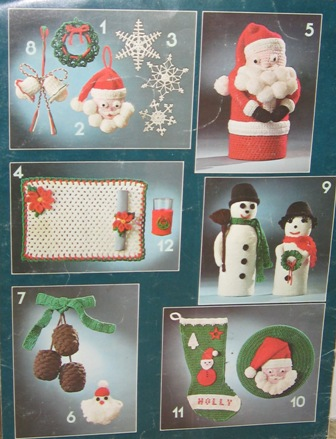 crocheted christmas patterns