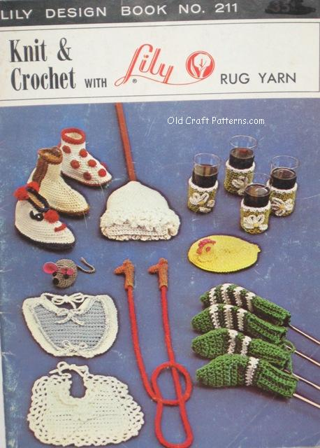crochet knit patterns