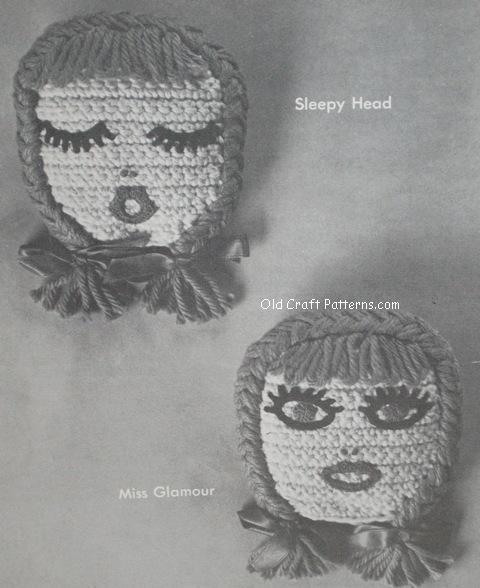 crochet bean bags