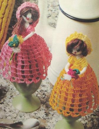 crochet belle cosies