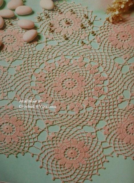 flower bedspread