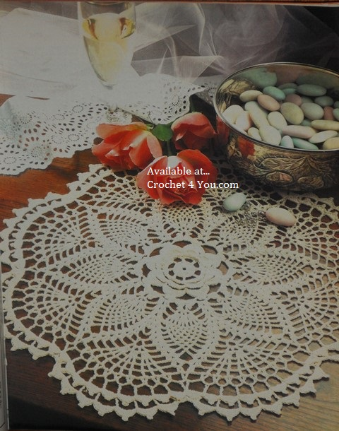 table doily pattern