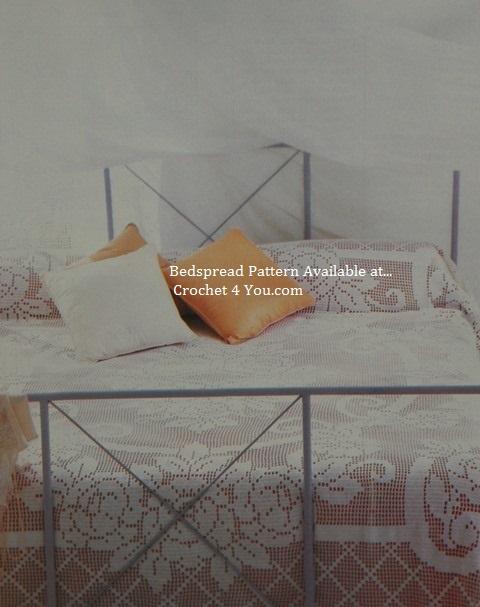 roses bedspread