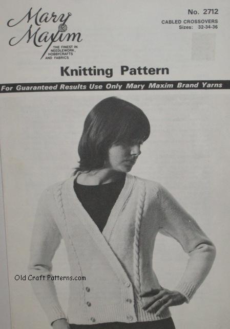 aran sweater pattern